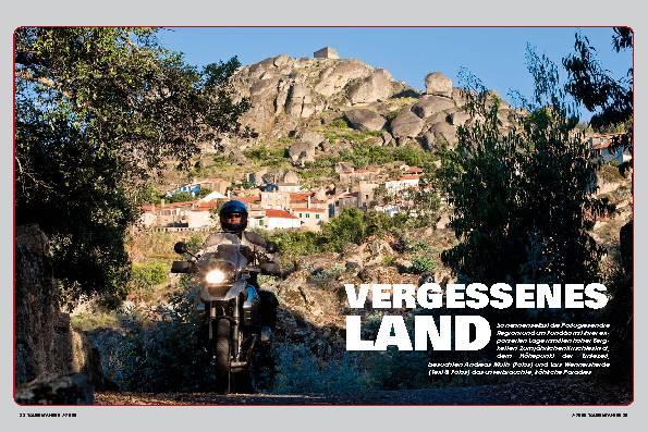 Portugal - Vergessenes Land