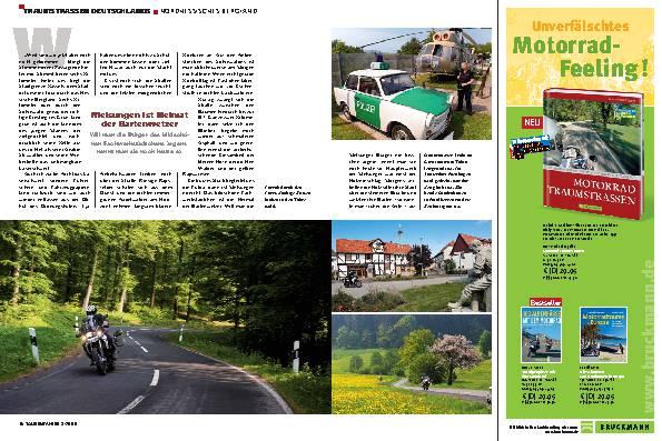 Traumstrassen Deutschland - Nordhessisches Bergland