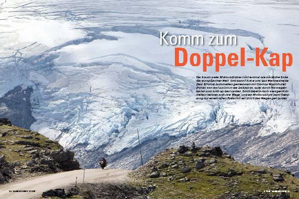 Norwegen - Komm zum Doppel-Kap