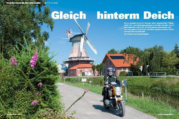 Traumstrassen Deutschlands - Ostfriesland