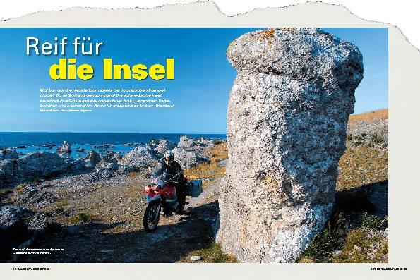 Reif für die Insel - Gotland
