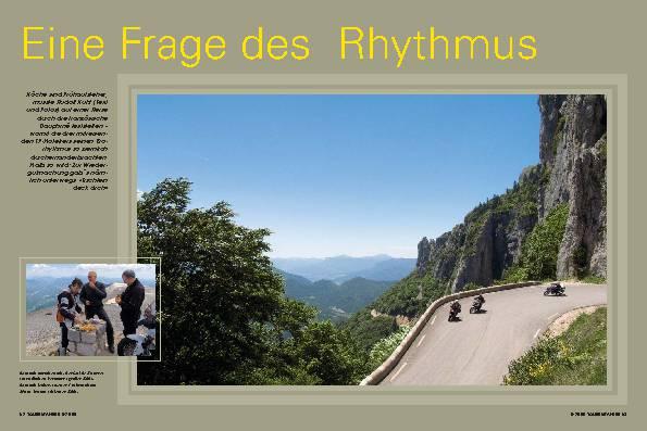 Eine Frage des Rhythmus - Dauphiné