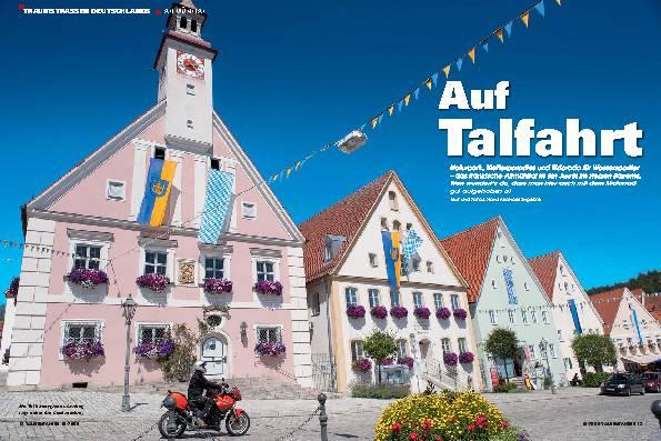 Traumstrassen Deutschlands - Altmühltal