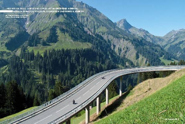Alpen - Ein Alpentourer