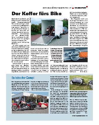 Transport - Barthau-Hänger & WM-Trailer