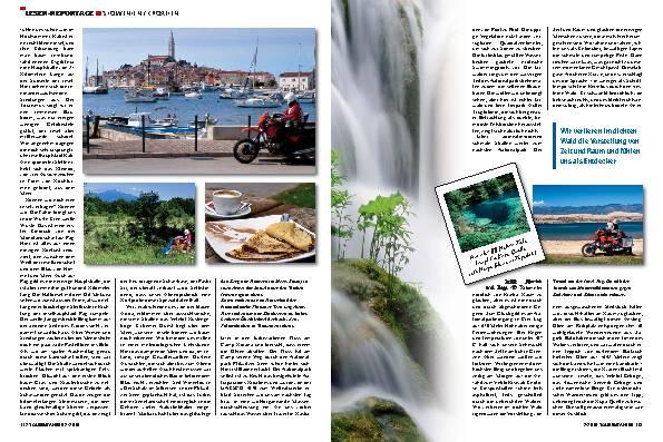 Leser-Reportage - Slowenien/Kroatien