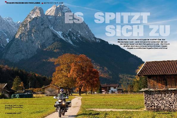 Traumstrassen Deutschlands - Werdenfelser Land
