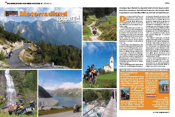 TOURENFAHRER-Partner-Region - Kärnten