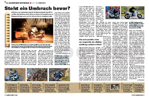12 Jahrzehnte Motorrad - TEIL 12 / 2000-2010