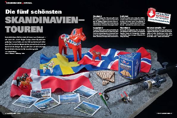Skandinavien Spezial - Die fünf schönsten Skandinavien-Touren