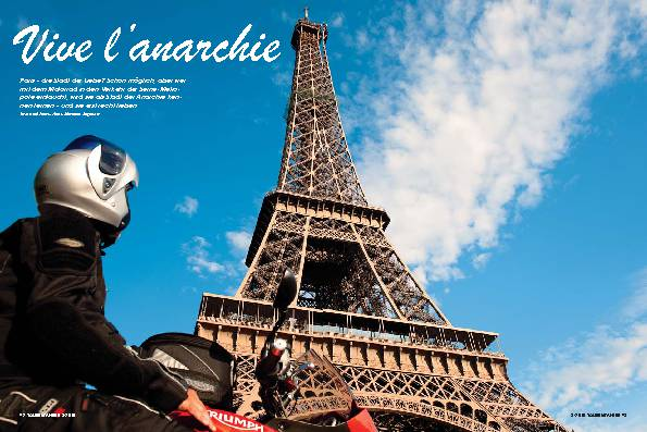 Paris - Vive l'anarchie