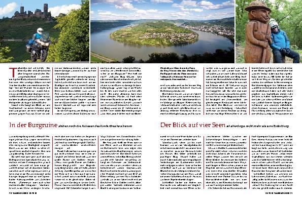 Deutschland - Sechs Flüsse