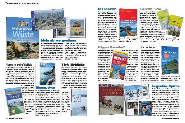 Ratgeber - Neue Reisebücher