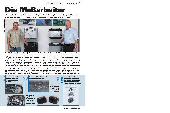 Report - 25 Jahre Hepco&Becker