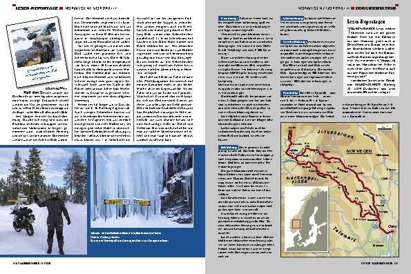 Leser-Reportage - Norwegen/Fjordrally