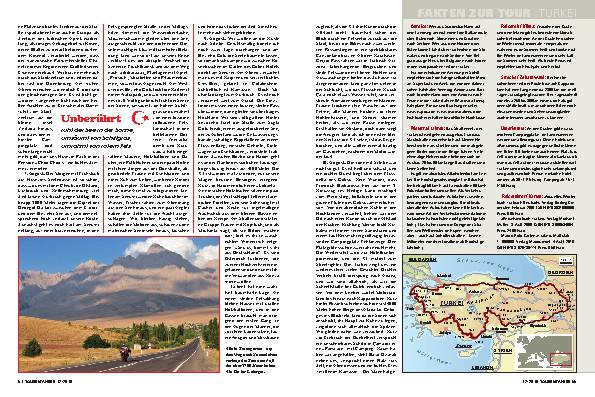 Türkei - Es liegt noch Schnee am Ararat – Teil 1