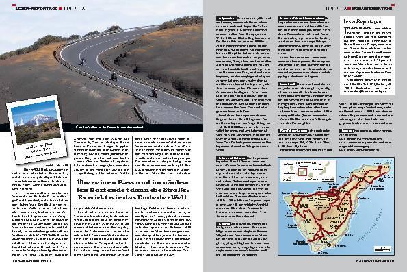 Leser-Reportage - Teneriffa