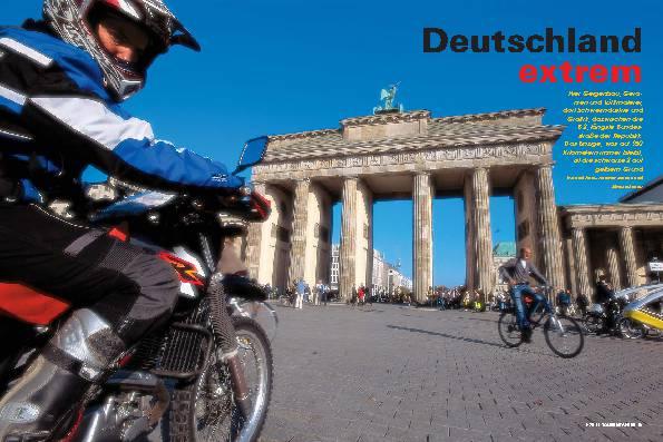 Bundesstrasse 2 - Deutschland extrem