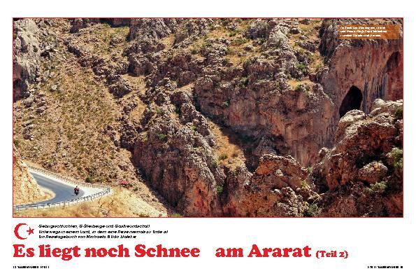 Türkei - Es liegt noch Schnee am Ararat (Teil 2)