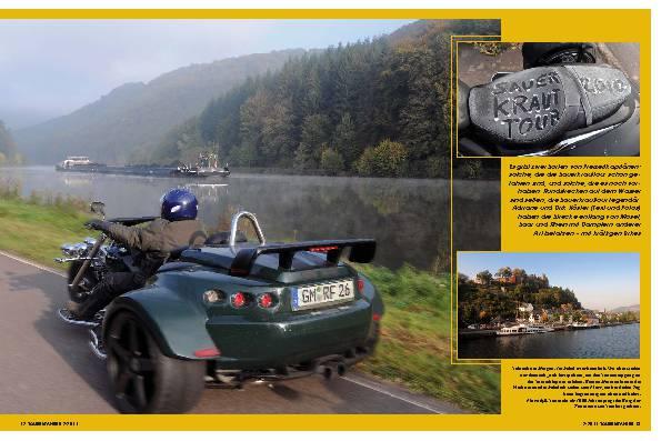 Deutschland - Sauerkrauttour