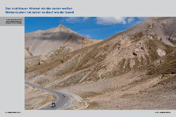 »Route des Grandes Alpes« - Alpen-DVD Teil 3