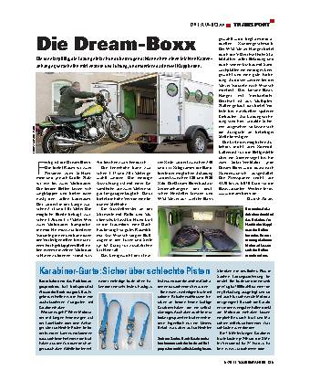 Transport - Dream-Box