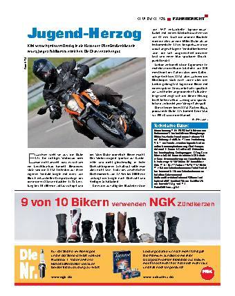 Fahrbericht - KTM Duke 125