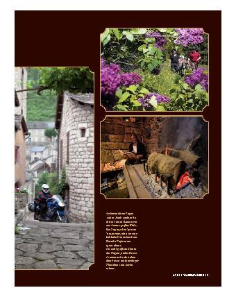 Frankreich: Mit Esel und Motorrad durchs Lozère – Eine Zeitreise ins Mittelalter