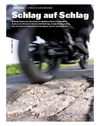 Reportage - Strassen in Deutschland