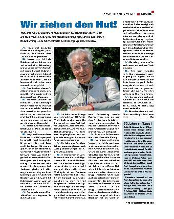 Leute - Prof. Bernt Spiegel