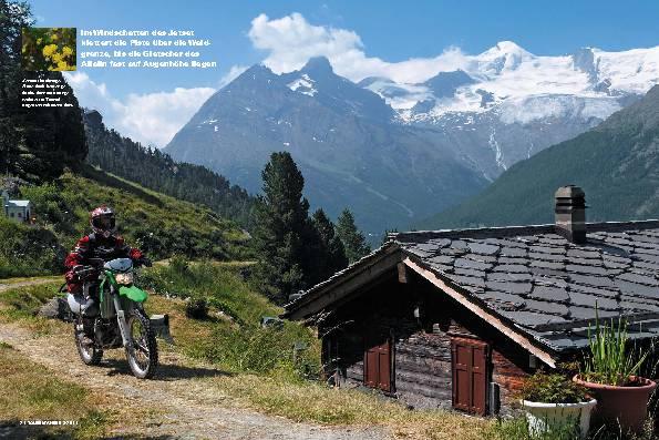 Alpen-Querung, Teil 2: Vom Adamello bis ins Wallis – Oben bleiben!
