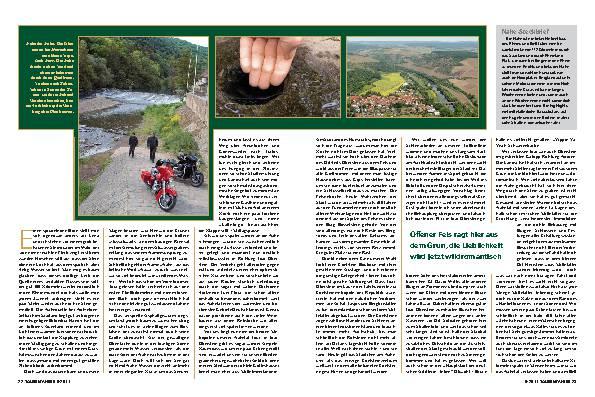 Deutschland: Entlang der Nahe, einem Fluss im Abseits - Ganz Nahe