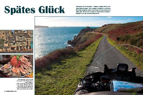 Frankreich: Ein Bretagne-Besuch im November – Spätes Glück