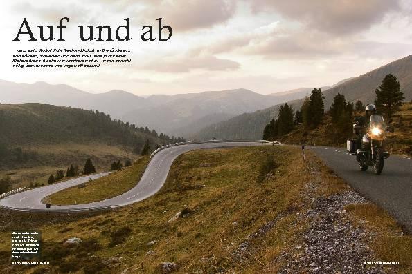 Österreich/Slowenien - Auf und ab