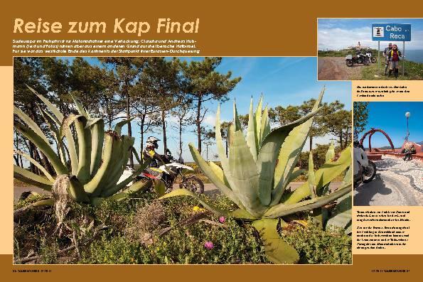 Andalusien - Reise zum Kap Final