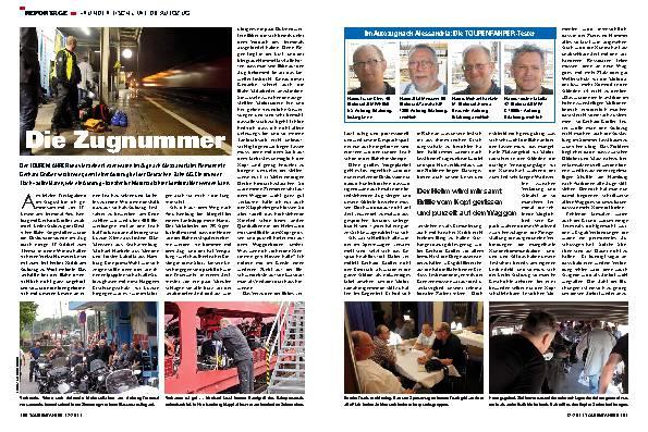 Reportage - »Runder Tisch« mit DB Autozug