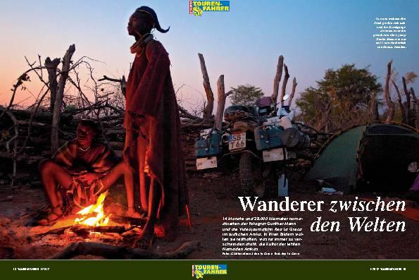 Afrika: Unterwegs mit den letzten Nomaden – Wanderer zwischen den Welten