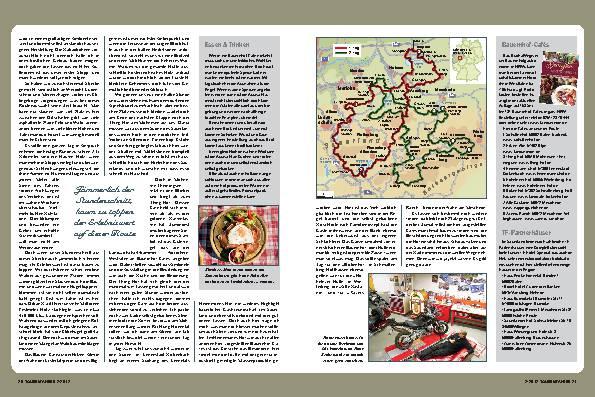 Deutschland: Besuch bei Bauernhof-Cafés im Sauerland – Große Pause