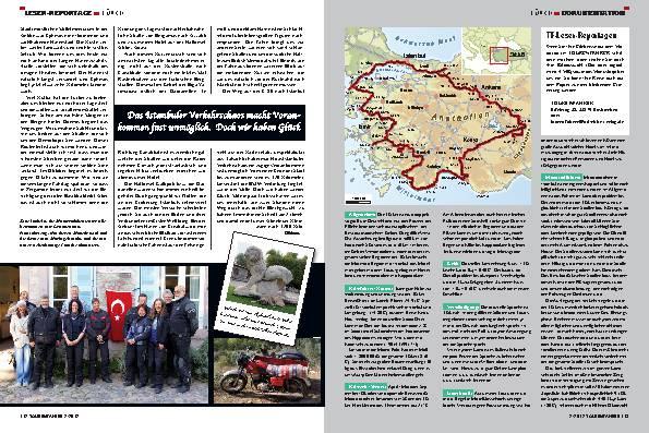 Türkei: Als Tourguide bei der TF-Leserreise – Abenteuer Kleinasien