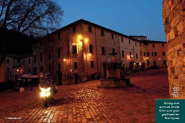 Italien: Ab in die Marken, wo Italia noch »bella« ist – Marken-Ware
