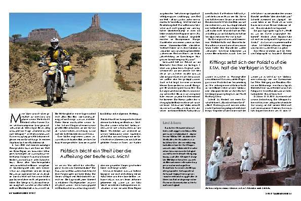 Äthiopien: Ein afrikanisches Wiedersehen – Die zweite Chance