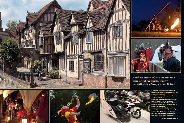 England: Auf den Spuren William Shakespeares – Schein oder nicht Schein?