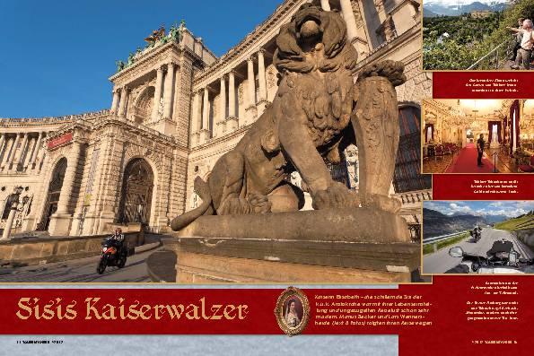 Deutschland / Österreich / Italien: Auf den Spuren einer k.u.k.-Legende – Sisis Kaiserwalzer