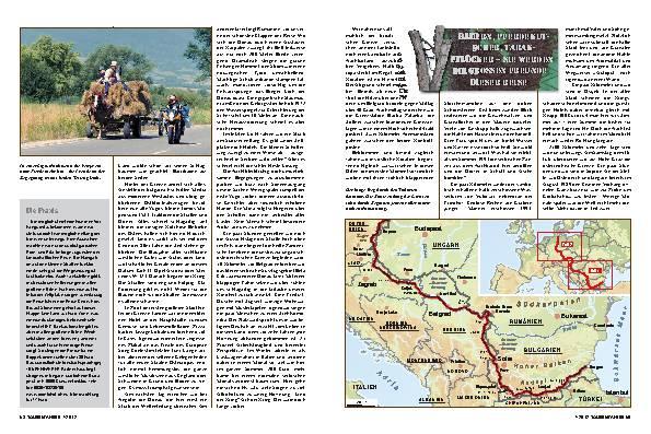 Bulgarien / Serbien / Kroatien: Wo die Welt einst geteilt war – Der Eiserne Vorhang, Teil 1