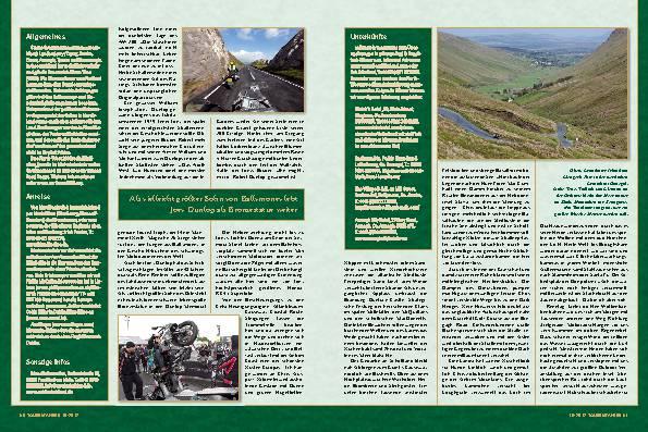 Nordirland: Wo die Grüne Insel »very british« ist – Heißes Pflaster