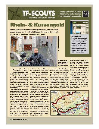 TF-Scouts - Rhein- & Kurvengold
