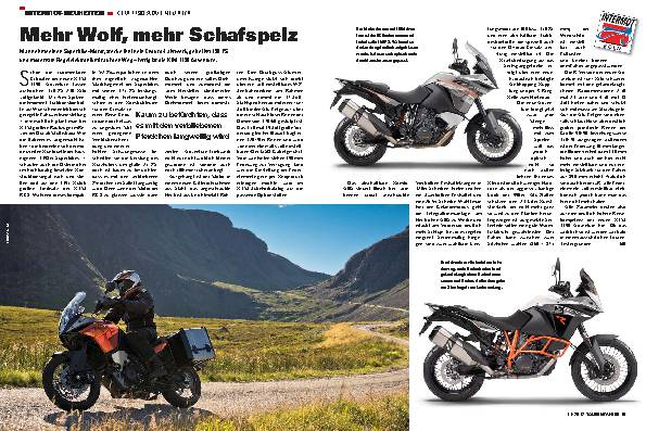INTERMOT-Neuheiten - KTM 1190 ADVENTURE/R