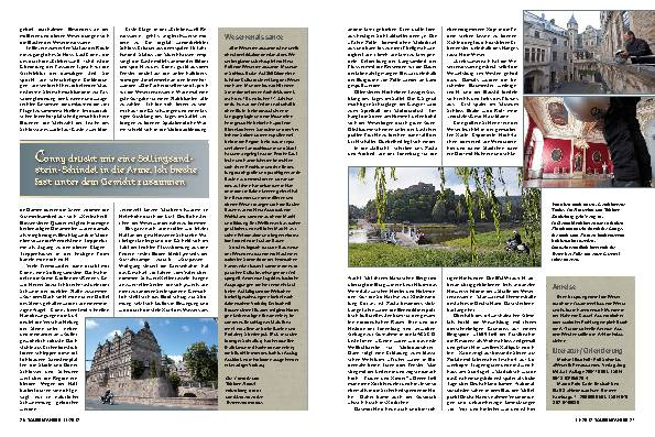 Deutschland: Auf den Spuren einer blühenden Epoche – Renaissance an der Weser
