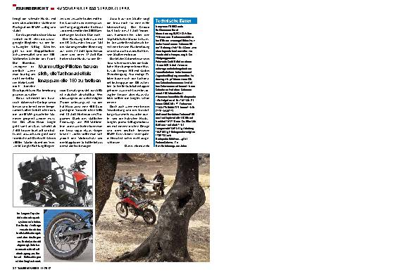Fahrbericht: Husqvarna TR 650 Strada / Terra