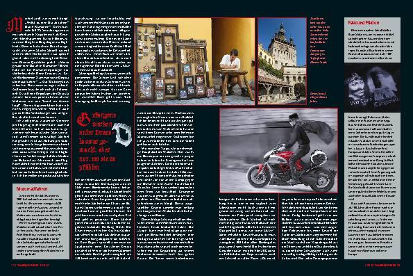 Rumänien: Mit teuflischem Bike im Lande Draculas - Rot wie Blut